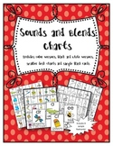 Sounds and Blends Classroom Charts