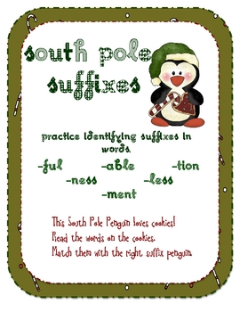 South Pole Suffix Activities