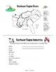 Southeast Region Mini Book Acitivities Printable Worksheets