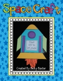 Space Craft & Writing Activity