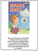 Space Rock by Jon Buller Writing Activity