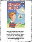 Space Rock by Jon Buller Writing Activity