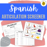 Spanish Articulation Screener!