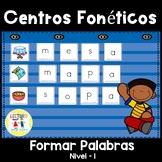 Spanish: Centro Foneticos 003: haciendo palabras: Nivel Basico