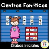Spanish: Centro foneticos 002: Initial Sound/Syllable Pict