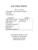 Spanish Daily 5 I-Charts
