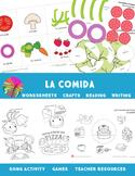 Spanish Food- La Comida Bundle