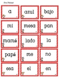 Spanish High Frequency Word Cards PP-Fifth Grade