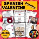 Spanish Valentine's Day Lesson: El dia de los enamorados,