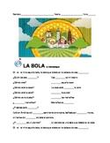 Spanish Song Cloze - La Bola