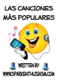 Spanish Song Unit with Lyrics and Cloze Activities / Las C