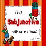Spanish Subjunctive WEIRDO Notes and Practice Powerpoint BUNDLE