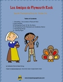 Spanish Thanksgiving Story for Elementary
