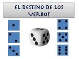 Spanish Verb Game (Powerpoint)
