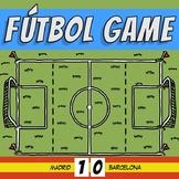 Spanish football - Madrid-Barcelona