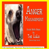 Special Needs Ed/ELD/Autism Rescue Dogs' Anger Management
