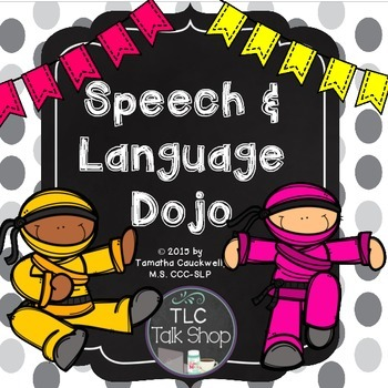Speech & Language Dojo BUNDLE