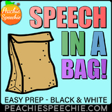 Speech in a Bag