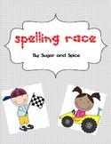 Spelling Race