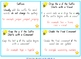 Spelling Rules Posters (35) and Award - 17 pages