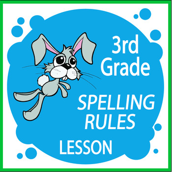 Spelling-Third Grade Common Core Lesson