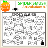 Spider Smush: R and R blends