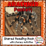 SPIDERS - Arachnids Packet of Literacy & Math Activities {CCSS}