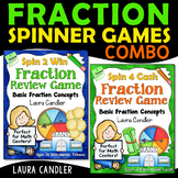 Fraction Review Games