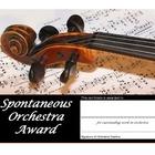 Spontaneous Orchestra Award