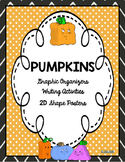 Spookley the Square Pumpkin {Fall Graphic Organizers, Acti