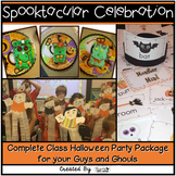Spooktacular Celebration ~ Complete Halloween Party Package