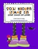 Spooky Halloween Grammar Fun!