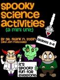 Spooky Halloween Science Mini-Unit
