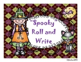 Spooky Roll and Write