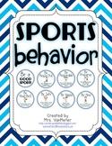 Sport Theme Behavior