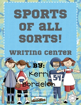 Sports of all Sorts! Writing Center