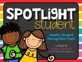 Spotlight Student  {The Creative Classroom}