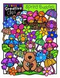 Spring Buddies {Creative Clips Digital Clipart}