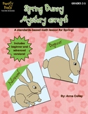 Spring (Easter) Bunny Mystery Graph