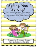 Spring Has Sprung Math and Literacy Unit