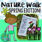 Spring Nature Walk FREEBIE