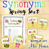 Spring Synonyms Center