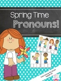 Spring Time Pronouns