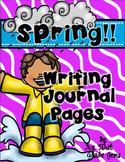 Spring Writing!