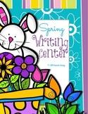 Spring Writing Workstation/Center Pack
