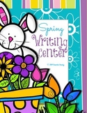 Spring Writing Workstation/Center Pack