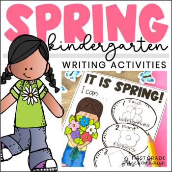 Spring Writing for Kinders