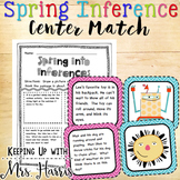 Spring into Inferences Center Match