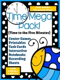 Spring Time Mega Pack of Printables, Center Games, Task Ca