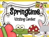 Springtime Writing Center